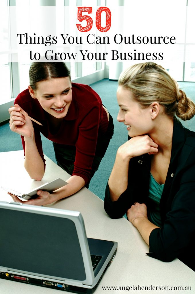 things you can outsource to grow your business