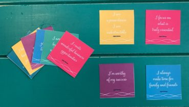 affirmations for business success
