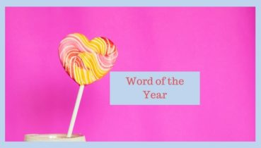 choosing your word of the year