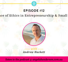 Ethics in Entrepreneurship & Small Business