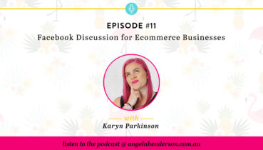 Discussion of Facebook for Ecommerce Businesses