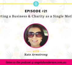 Starting a Business & Charity as a Single Mother