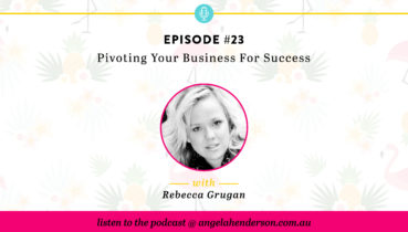 Pivoting Your Business For Success