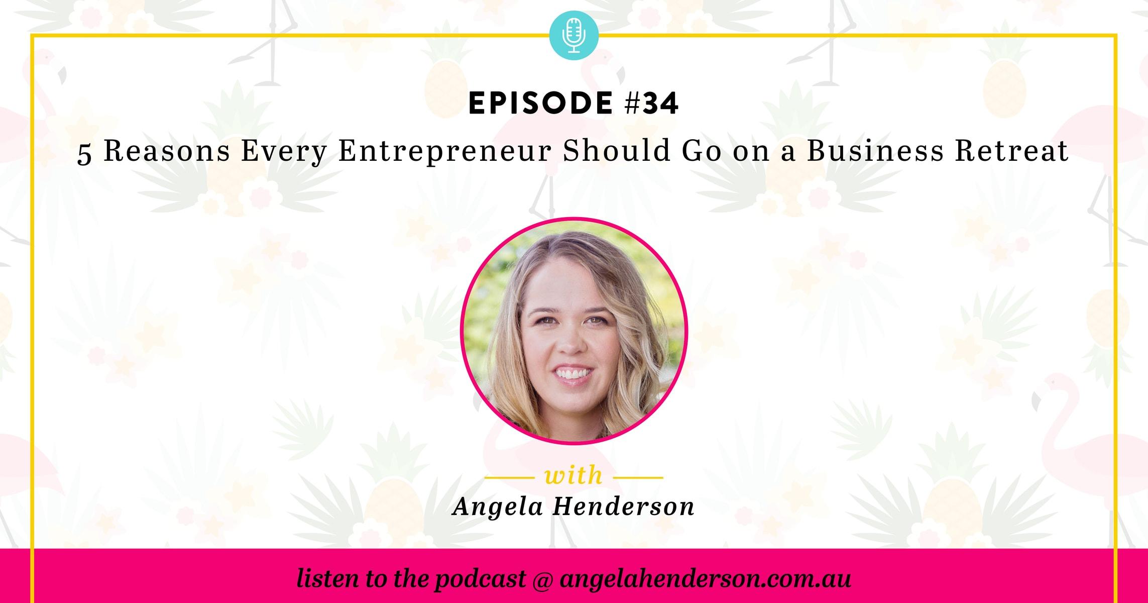 business retreat for entrepreneurs