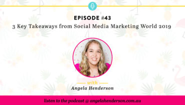 3 Key Takeaways from Social Media Marketing World 2019