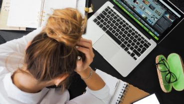 Small Business Owner Burnout