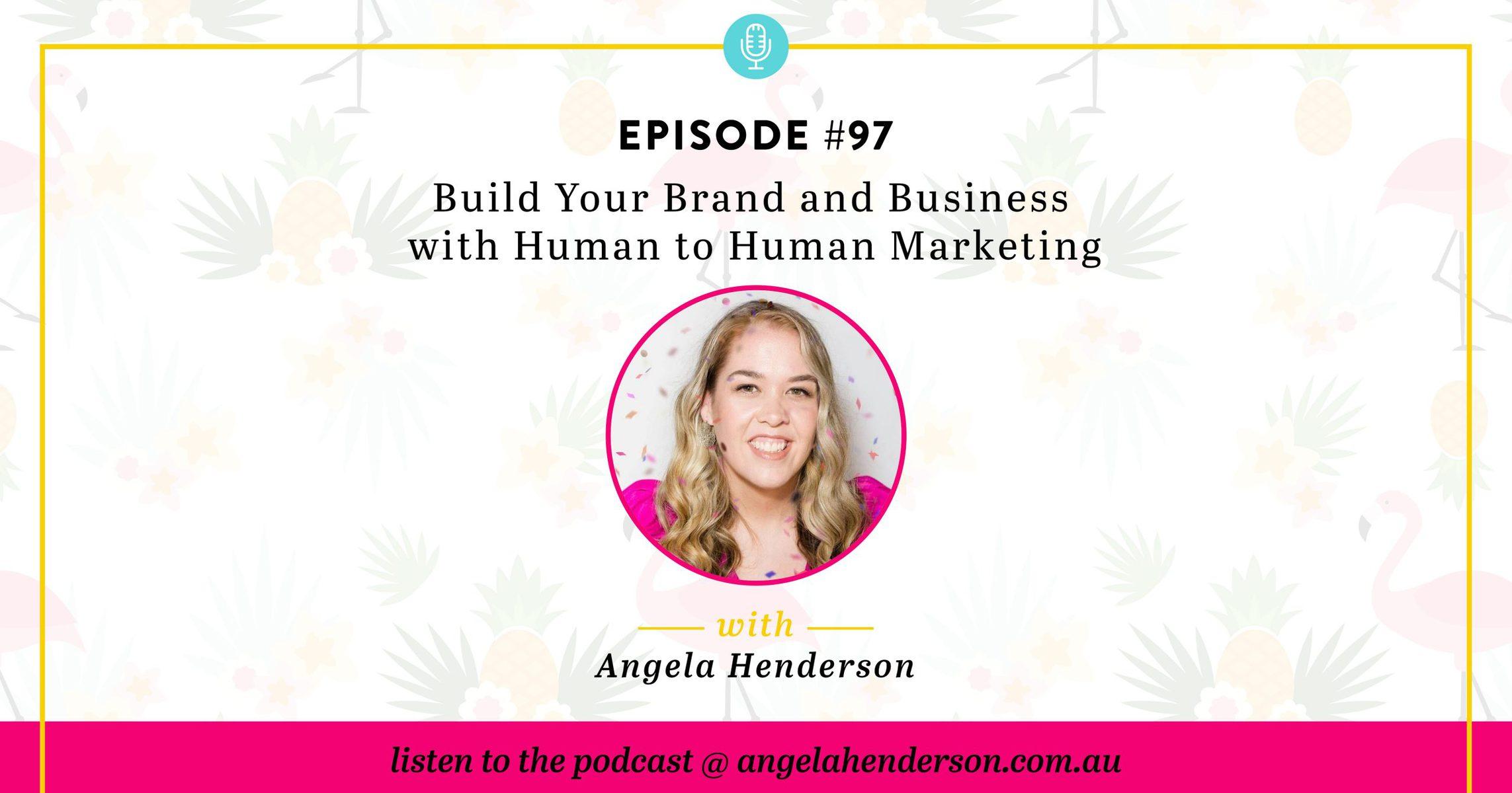 Human to Human Marketing