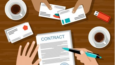 small business contract forms