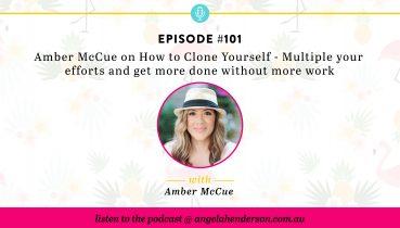 Amber McCue
