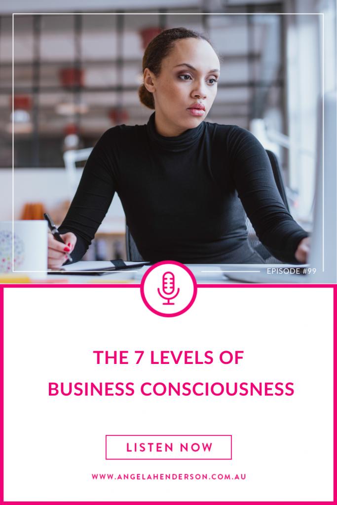 Business Consciousness