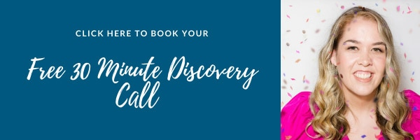 Book your Small Business discovery call with Angela Henderson
