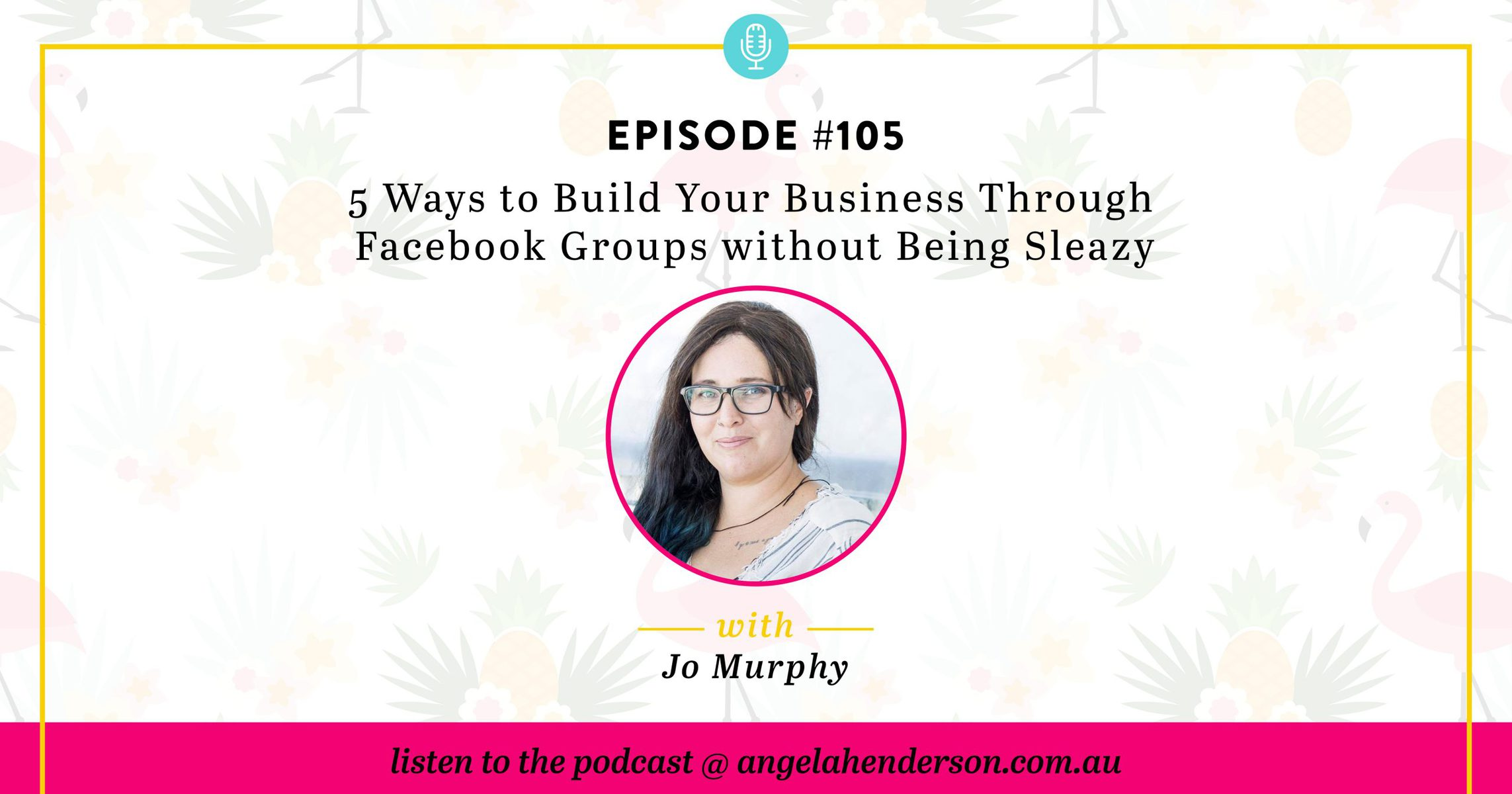 build your business through facebook groups
