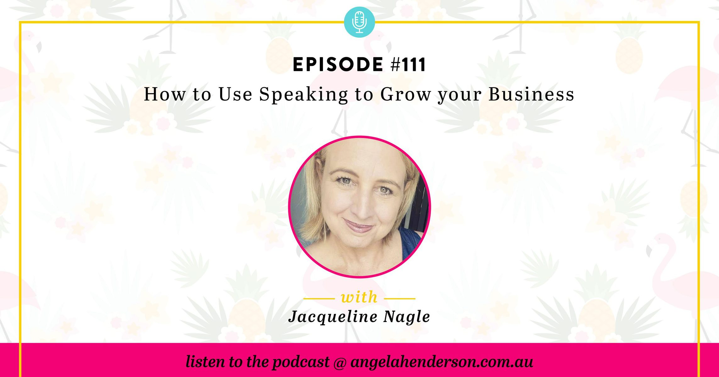 How to Use Speaking to Grow your Business