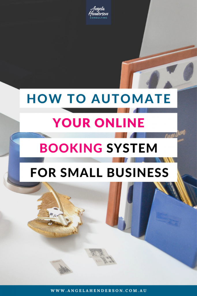 Online Booking System for Small Business