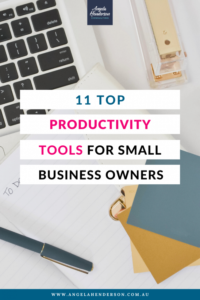 Productivity tools business owners
