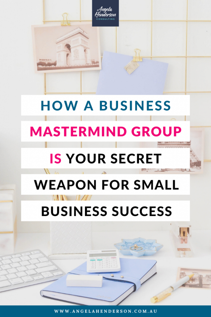 business mastermind group