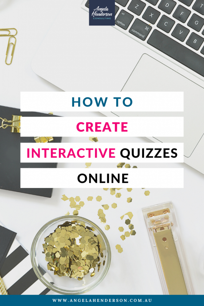 create interactive quizzes online