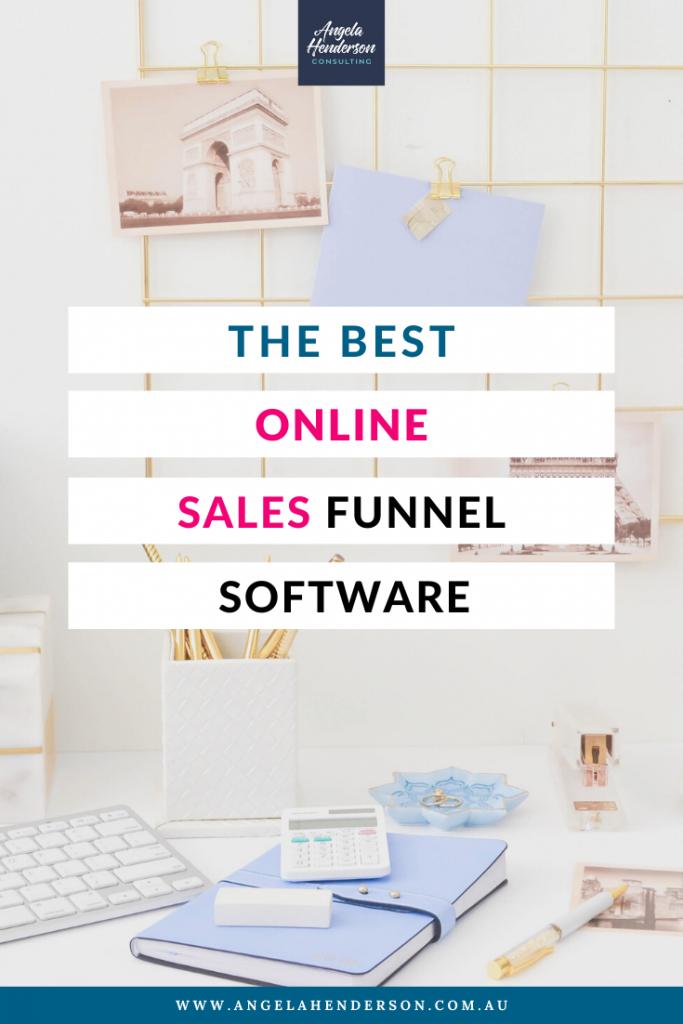online sales funnel software