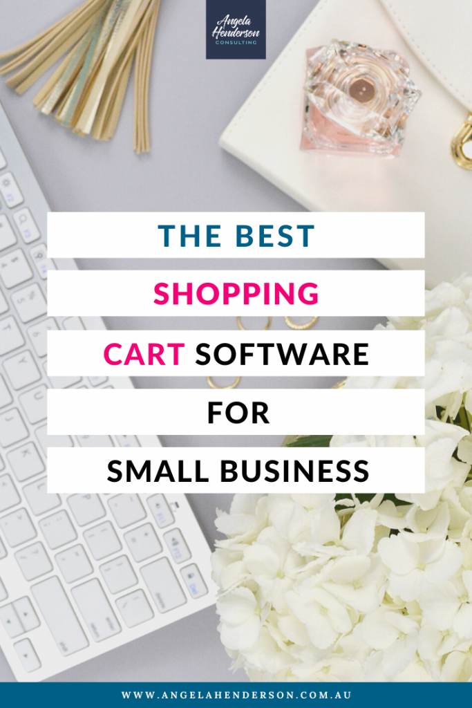 shopping cart software for small business