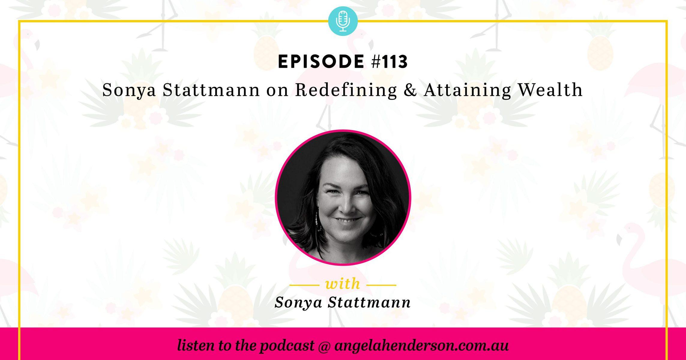 Sonya Stattmann