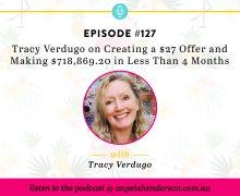Tracy Verdugo