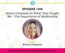 Kelsey Chapman