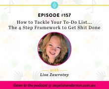 How to Tackle Your To-Do List